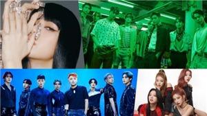 Những màn comeback làng K-pop đáng mong chờ tháng 9
