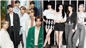 5 nhóm nhạc K-pop thống trị top trending cầu trên Twitter