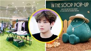 Mê mẩn cửa hàng bán đồ BTS 'In The SOOP' mùa 2