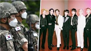 Vẫn chưa thảo luận hoãn nhập ngũ cho nghệ sĩ như BTS