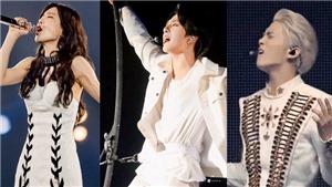 Các sao Kpop sở hữu giọng siêu cao: BTS, EXO, TXT...