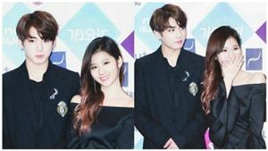 Fan 'choáng' với bằng chứng hẹn hò của Jungkook BTS và Sana Twice