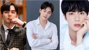 Hội bạn thân cực phẩm và rất hào phóng của Jin BTS