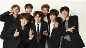 BXH nhóm nhạc nam tháng 11: BTS dẫn đầu dù điểm giảm đáng kể