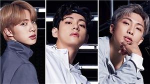 BTS 'hút hồn' fan trong bộ ảnh Fila mới toanh