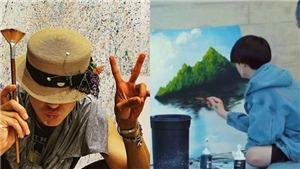 Sao Kpop sở hữu tài năng hội họa đáng kinh ngạc: BTS, ITZY, Winner