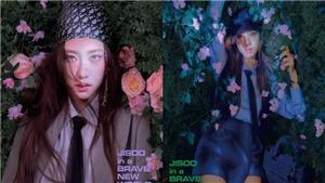 Nhan sắc hút hồn của Jisoo Blackpink trên bìa tạp chí 'Dazed' khiến fan tranh cãi