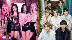 BTS, Blackpink thống trị Top 10 MV được yêu thích nhất 2020