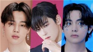 Tháng thứ 29 liên tiếp Jimin BTS dẫn đầu BXH nam thần tượng K-pop