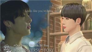 BTS tung game di động mới toanh 'BTS Universe Story'