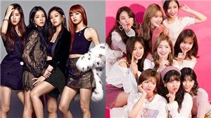 Top 15 girlgroup Kpop bán chạy nhất mọi thời đại: Blackpink kém xa Twice