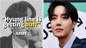 ARMY thích thú khi J-Hope BTS ngày càng 'đô'
