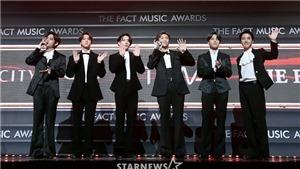 BTS giành Daesang duy nhất, Blackpink trắng tay tại The Fact Music Awards 2020