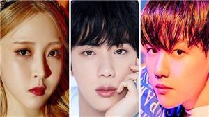 Khó tin những sao K-pop sắp bước sang tuổi 30: BTS, EXO, Mamamoo