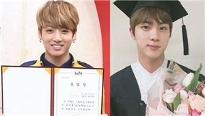 Chuyện 'cúp học' và lá thư tình thời học trò của BTS