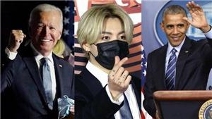 Jungkook BTS lập kỷ lục là 'ông hoàng' mạng xã hội Twitter