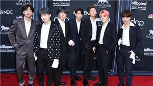 'Dynamite' của BTS lập kỷ lục 'khủng' tại Anh quốc
