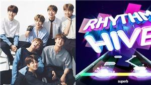BTS, TXT và ENHYPEN sắp ra mắt trò chơi di động mới