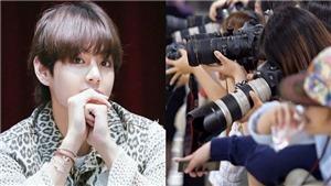 'Đốn tim' với lời khuyên của V BTS dành cho ARMY tại buổi fansign