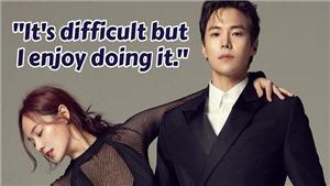 'Penthouse 2': Park Eun Seok bật mí về tình cảm trong phim với nữ chính Lee Ji Ah