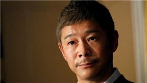 Tỷ phú Nhật Bản tìm 8 bạn để cùng du hành Mặt Trăng