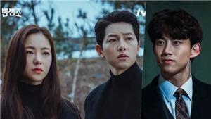 'Vincenzo' tập 9: Hong Cha Young và Vincenzo vô cùng hốt hoảng, Jang Joon Woo thắng thế?