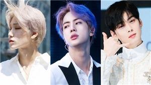Top 5 thần tượng được chọn là ông hoàng visual K-pop