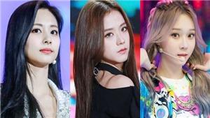 Blackpink, Twice được chọn là nữ hoàng visual của K-pop 2021
