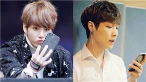 4 sao K-pop tiết lộ hình nền điện thoại siêu đáng yêu