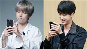 4 lần BTS ngẫu nhiên gọi điện và đùa giỡn với nhau