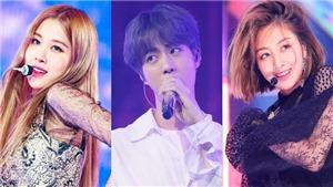 Jin BTS đứng đầu top giọng ca xuất sắc nhất K-pop
