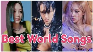 Jin BTS gây bất ngờ trong top ca khúc 'hot' nhất tháng 4