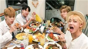 Thói quen ăn uống độc đáo của BTS khiến ARMY 'sửng sốt'