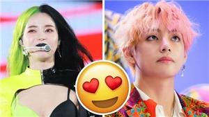Kiểu tóc 2 màu của sao K-pop khiến fan điên cuồng: BTS, NCT, Mamamoo