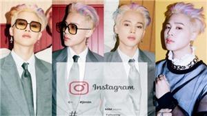 Jimin BTS phá hàng loạt kỷ lục trên Instagram