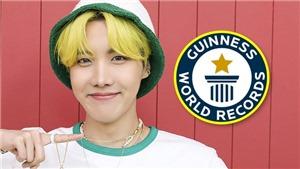BTS ghi 5 kỷ lục Guinness thế giới với 'Butter'