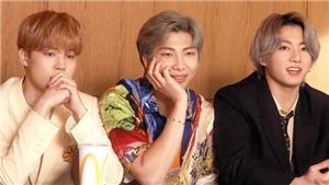 BTS tiết lộ đang trong quá trình hoàn thiện album mới