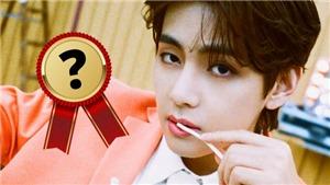 V và Jungkook được BTS trao giải gì trong 'hồ sơ' FESTA?