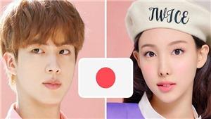 Top 5 nhóm nhạc K-pop nổi tiếng nhất Nhật Bản