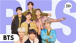 BTS khẳng định vị trí 'ông hoàng' K-pop với kỷ lục mới