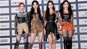 Dàn nam thần, mỹ nữ K-pop hội ngộ trên thảm đỏ Dream Concert 2021