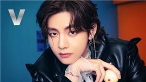 'Choáng' với loạt kỷ lục mới của V BTS trên Instagram