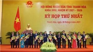 Thanh Hoá bầu Chủ tịch UBND và Chủ tịch HĐND tỉnh nhiệm kỳ 2021-2026