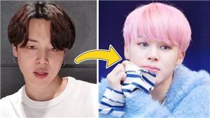 Đây là màu tóc mới ARMY có thể trông chờ từ Jimin BTS