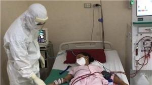 Công bố khỏi bệnh một trường hợp mắc COVID-19 kèm bệnh nền nặng
