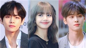10 thần tượng K-pop nổi tiếng nhất thế giới: BTS, Blackpink, EXO