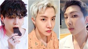 Bí quyết để BTS vượt qua nỗi sợ đổi kiểu tóc