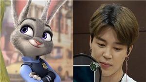 Choáng ngợp với khả năng lồng tiếng của Jimin BTS, đạo diễn Hollywood mời hợp tác