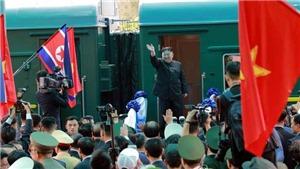 Tàu bọc thép chở nhà lãnh đạo Triều Tiên về thẳng Bình Nhưỡng