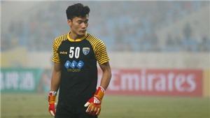 Tiến Dũng dự bị, FLC Thanh Hóa chia tay AFC Cup 2018 sau trận hòa đáng tiếc